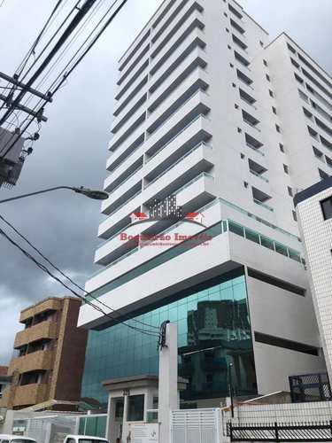 Apartamento, código 992 em Praia Grande, bairro Boqueirão