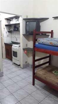 Apartamento, código 834966 em Praia Grande, bairro Ocian