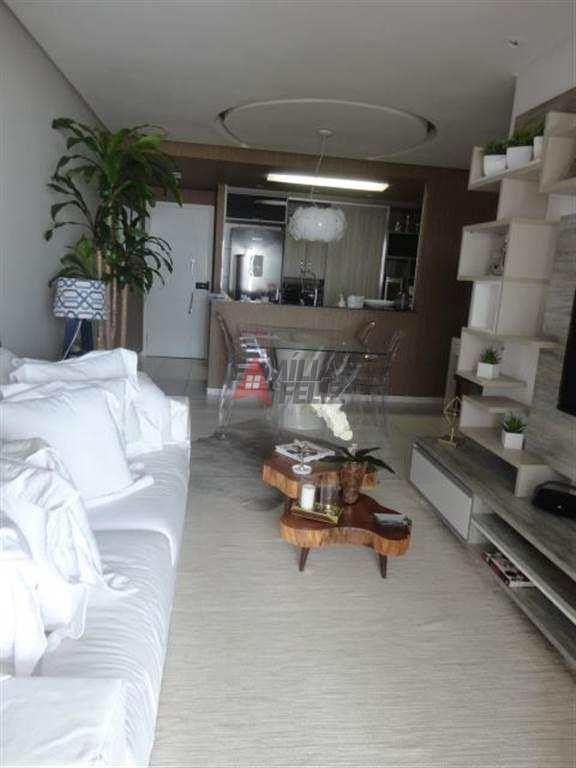 Apartamento em Praia Grande, no bairro Vila Mirim