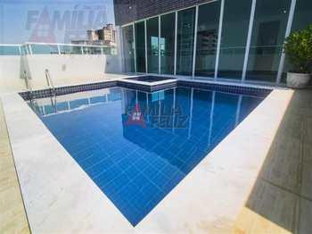 Apartamento, código 828626 em Praia Grande, bairro Caiçara