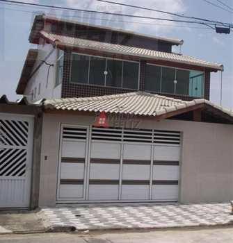 Casa, código 612799 em Praia Grande, bairro Balneário Maracanã