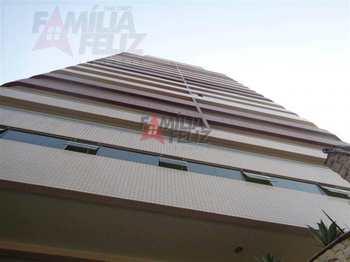 Apartamento, código 609454 em Praia Grande, bairro Guilhermina
