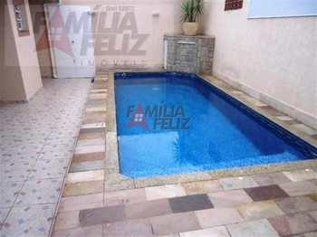 Casa, código 552937 em Praia Grande, bairro Caiçara