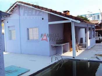 Casa, código 470606 em Praia Grande, bairro Guilhermina