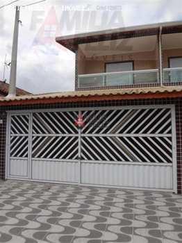 Casa, código 434494 em Praia Grande, bairro Caiçara