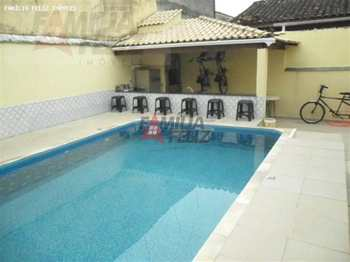 Casa, código 334016 em Praia Grande, bairro Vila Mirim