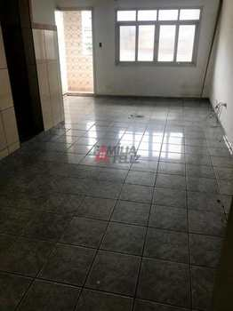Apartamento, código 835095 em Praia Grande, bairro Caiçara
