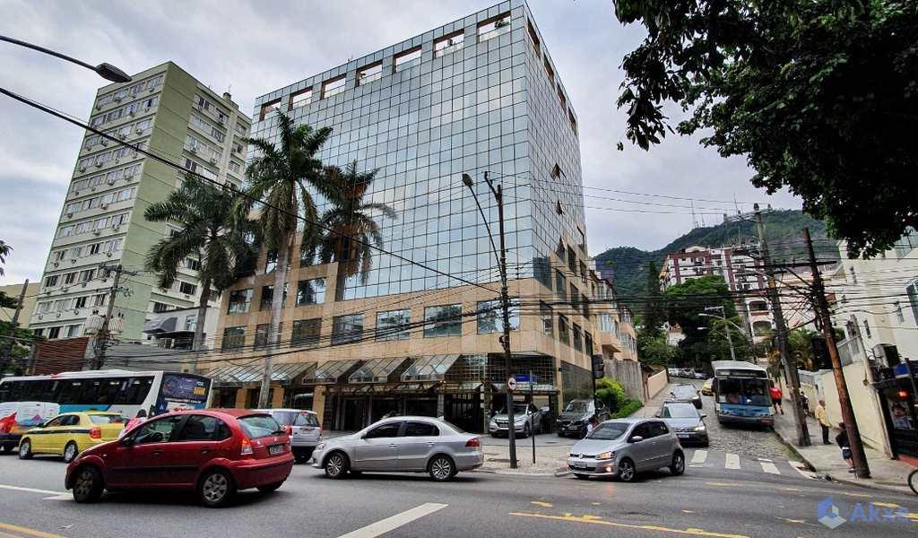 Sala Comercial em Rio de Janeiro, bairro Jardim Botânico