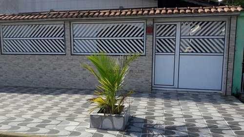 Casa, código 17 em Praia Grande, bairro Maracanã