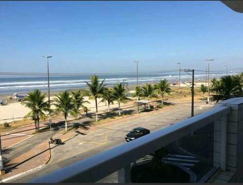 Apartamento, código 22 em Praia Grande, bairro Mirim