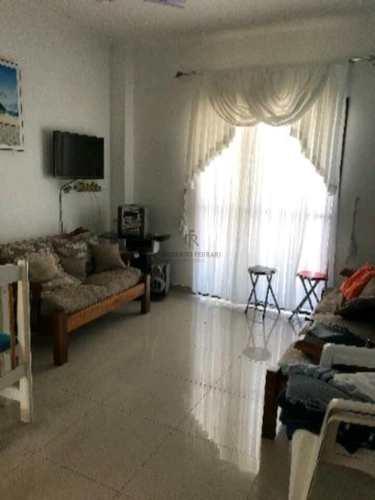 Apartamento, código 25 em Praia Grande, bairro Guilhermina