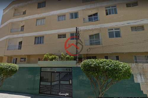 Apartamento, código 28 em Praia Grande, bairro Tupi