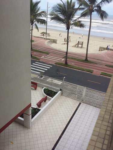 Apartamento, código 37 em Praia Grande, bairro Caiçara