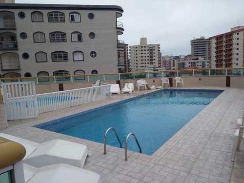 Apartamento, código 44 em Praia Grande, bairro Caiçara