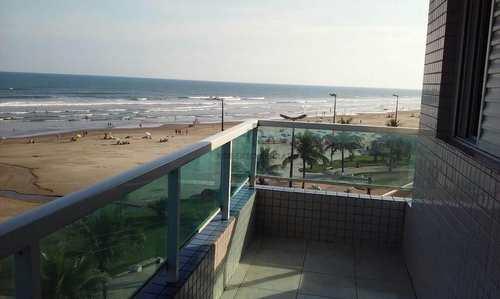 Apartamento, código 116 em Praia Grande, bairro Caiçara