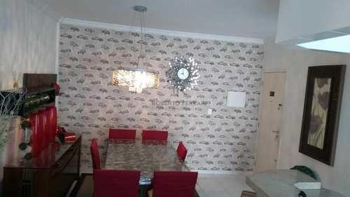 Apartamento, código 128 em Praia Grande, bairro Caiçara