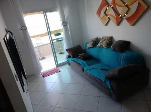 Apartamento, código 154 em Praia Grande, bairro Caiçara