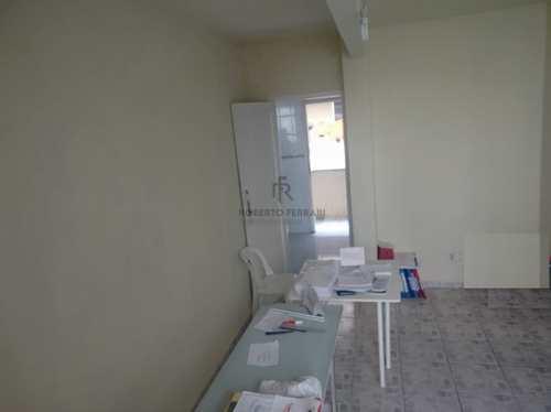 Apartamento, código 155 em Praia Grande, bairro Caiçara