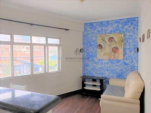 Apartamento, código 177 em Praia Grande, bairro Caiçara