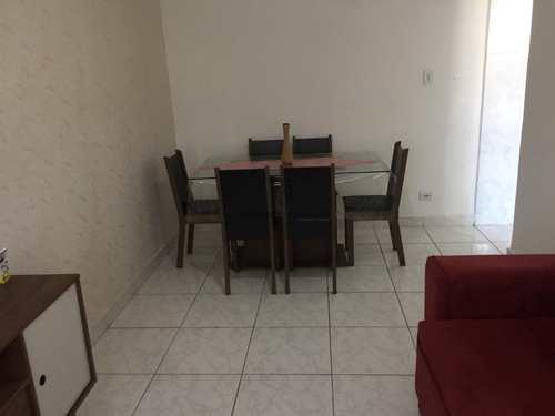 Apartamento, código 202 em Praia Grande, bairro Caiçara