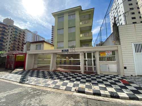 Apartamento, código 207 em Praia Grande, bairro Caiçara