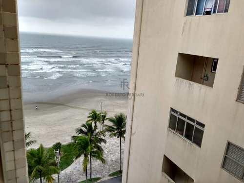 Apartamento, código 208 em Praia Grande, bairro Caiçara