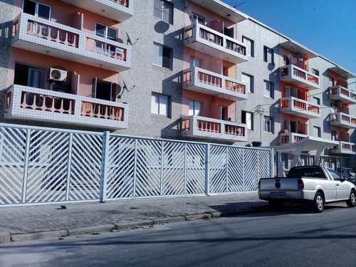 Apartamento, código 209 em Praia Grande, bairro Boqueirão