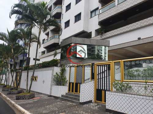 Apartamento, código 211 em Praia Grande, bairro Caiçara