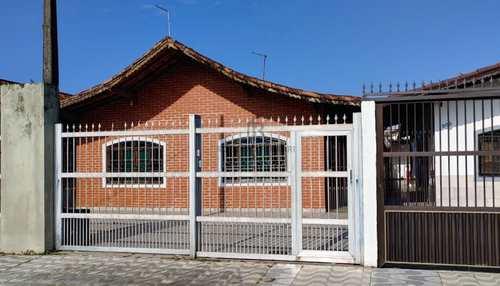 Casa, código 224 em Praia Grande, bairro Caiçara