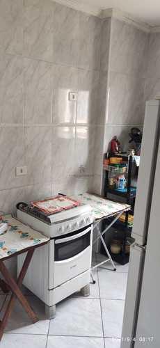 Apartamento, código 291 em Praia Grande, bairro Caiçara