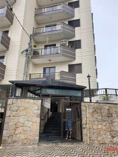 Apartamento, código 318 em Praia Grande, bairro Caiçara