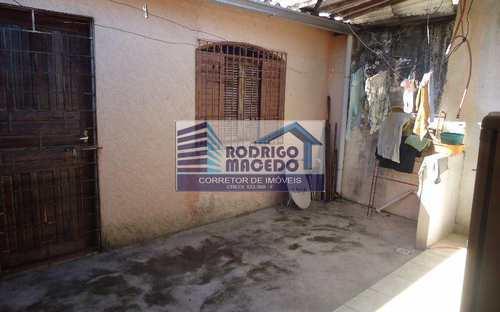 Casa, código 1317 em Praia Grande, bairro Mirim