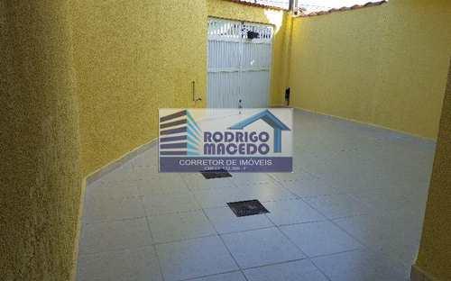 Casa, código 1266 em Praia Grande, bairro Melvi