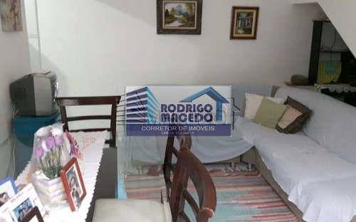 Casa de Condomínio, código 1102 em Praia Grande, bairro Vila Sônia