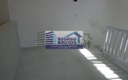 Casa de Condomínio, código 937 em Praia Grande, bairro Vila Mirim