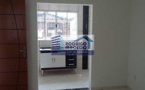 Casa, código 867 em Praia Grande, bairro Caiçara