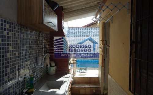 Casa, código 823 em Praia Grande, bairro Caiçara