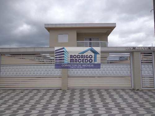 Casa de Condomínio, código 1709 em Praia Grande, bairro Samambaia
