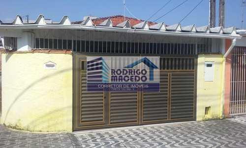 Casa, código 1726 em Praia Grande, bairro Mirim