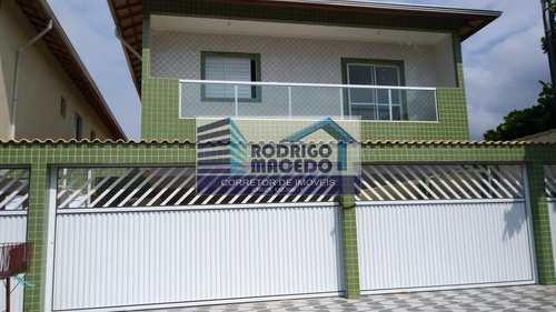 Casa de Condomínio, código 1753 em Praia Grande, bairro Samambaia