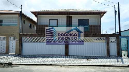 Casa de Condomínio, código 1754 em Praia Grande, bairro Melvi