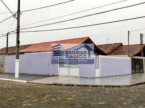Casa, código 1757 em Praia Grande, bairro Maracanã