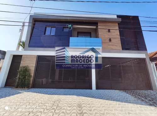 Sobrado de Condomínio, código 1768 em Praia Grande, bairro Caiçara