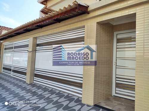 Casa de Condomínio, código 1779 em Praia Grande, bairro Caiçara