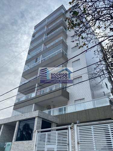 Apartamento, código 1780 em Praia Grande, bairro Mirim