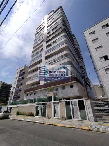 Apartamento, código 1796 em Praia Grande, bairro Guilhermina