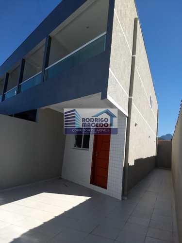 Sobrado, código 1845 em Praia Grande, bairro Samambaia