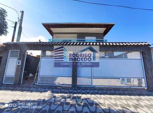 Casa de Condomínio, código 1848 em Praia Grande, bairro Mirim