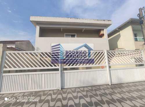 Sobrado de Condomínio, código 1928 em Praia Grande, bairro Melvi