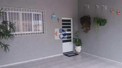 Casa, código 25 em Suzano, bairro Vila Figueira